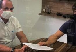 Wellington Roberto e Durval Ferreira discutem planos para o PL em João Pessoa nas eleições de 2020