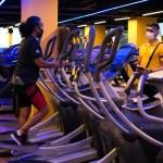 abertura academias df7 - Após 114 dias, academias do DF reabrem com movimento tímido