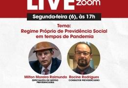 Famup realiza live para discutir o Regime Próprio de Previdência Social em tempos de pandemia