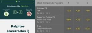apostas 300x110 - CONFIRMANDO SUSPEITAS: Site de apostas cancela palpites para jogo de clube paraibano por indício de fraude; demais jogos permanecem