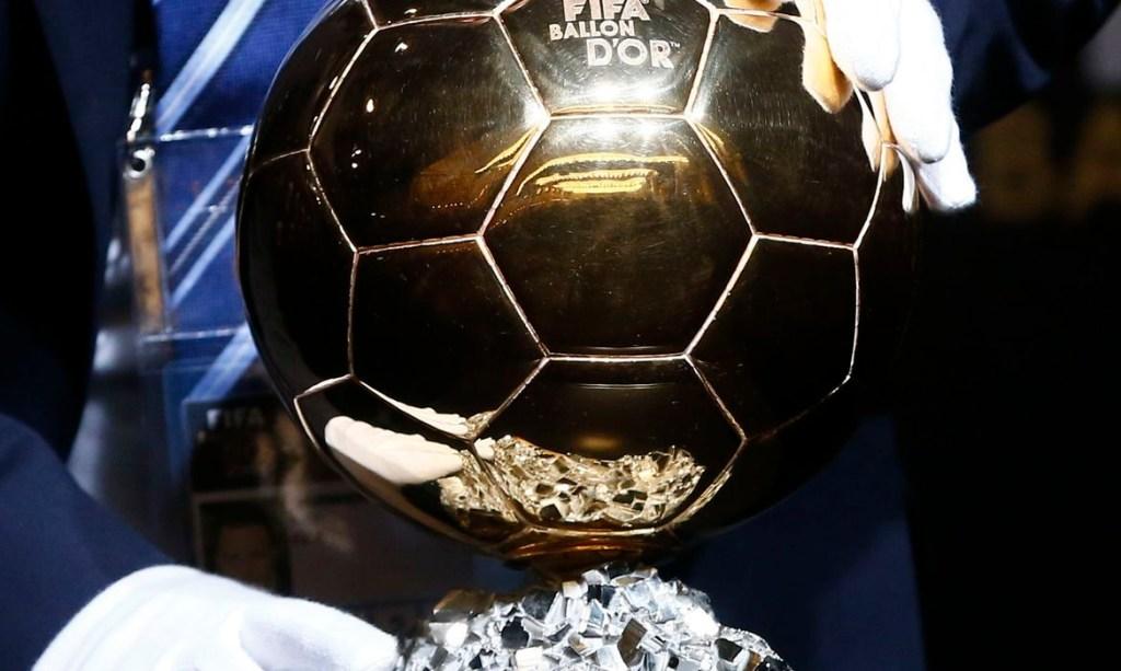 bola de ouro premiacao france press 1024x613 - Covid-19: prêmio Bola de Ouro é cancelado pela primeira vez desde 1956