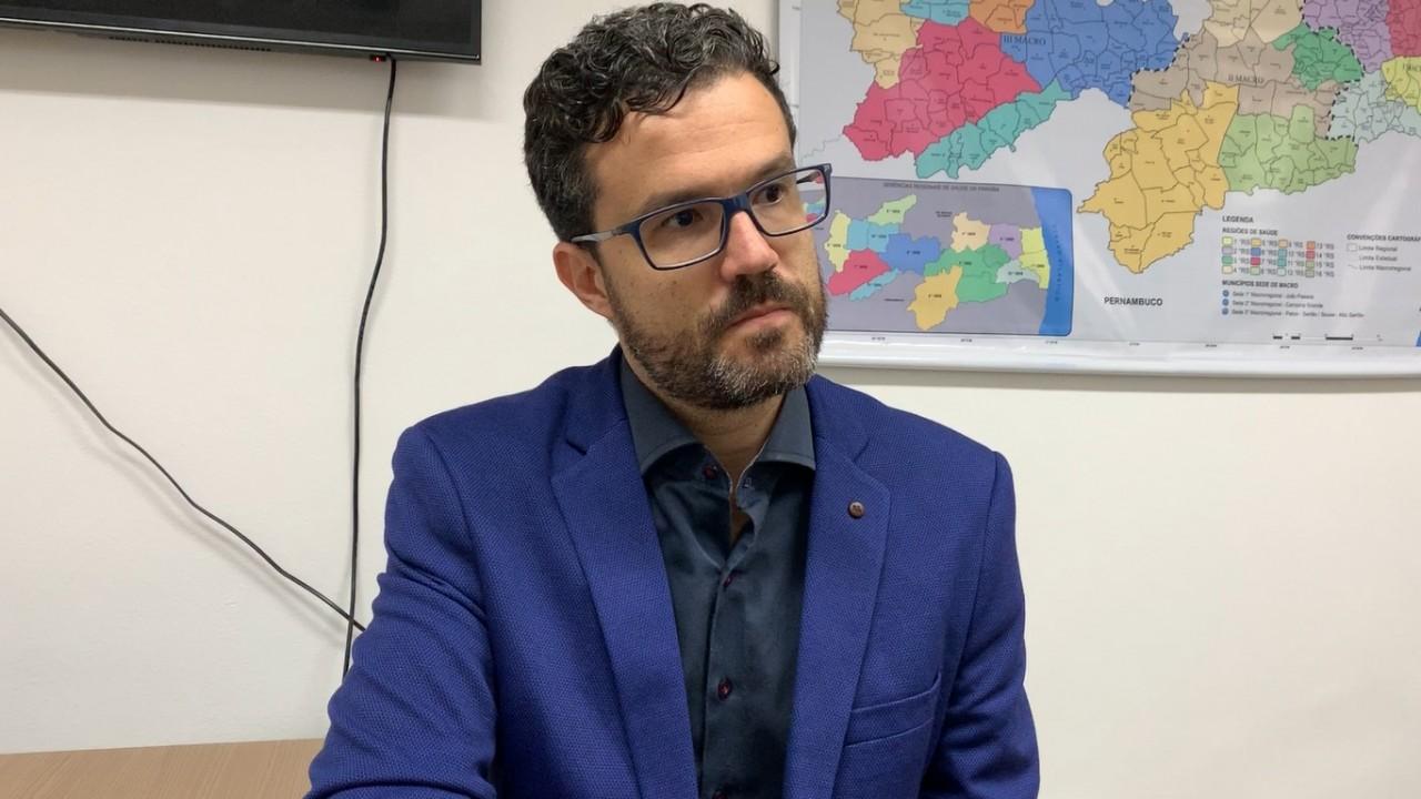 daniel beltrammi - Governador nomeia Daniel Beltrammi como presidente da Fundação PB Saúde