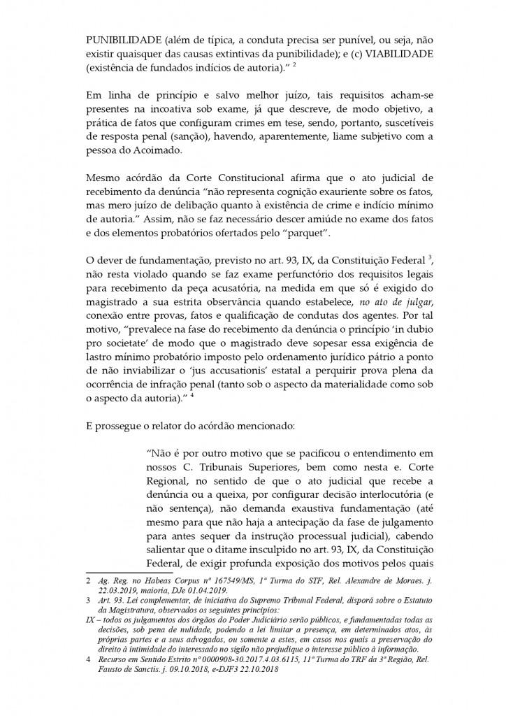 decisao recebimento de denuncia page 0002 - Juiza recebe denúncia contra o ex-governador da Paraíba Ricardo Coutinho - LEIA O DOCUMENTO