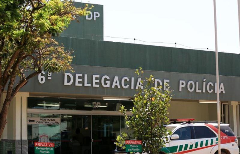 del - Mãe confessa na delegacia ter jogado recém-nascido em caixa de esgoto