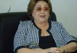 Famup lamenta morte da ex-prefeita de Itabaiana Dona Dida aos 82 anos