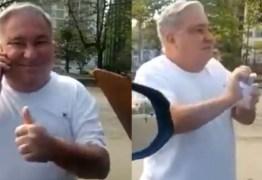 FERINDO A LEI: desembargador que humilhou guarda municipal alega ter sido vítima de abuso de autoridade