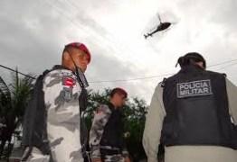 Policia apreende 20kg de drogas, três armas de fogo e munições durante ação em Cabedelo