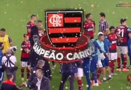 Flamengo vence mais uma vez o Fluminense e conquista o bicampeonato carioca