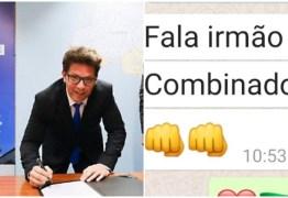 Mario Frias, novo secretário de Cultura, foge de audiência na Câmara e Frota expõe conversas no WhatsApp