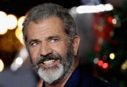 Ator Mel Gibson ficou hospitalizado por uma semana após testar positivo para Covid-19