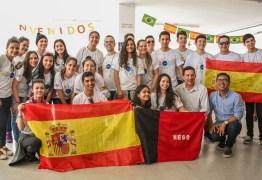 GIRA MUNDO: grupo de estudantes paraibanos que estava fora do País, retorna para casa