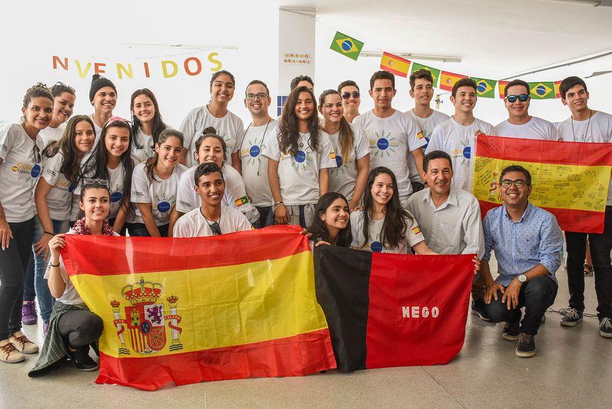 gira mundo   delmer rodrigues 10 - GIRA MUNDO: grupo de estudantes paraibanos que estava fora do País, retorna para casa