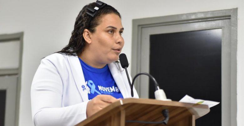 luciene de fofinho - MANOBRA CONTRA ELEIÇÃO INDIRETA: vereadora vai denunciar ao GAECO tentativa de descumprimento de decisão judicial em Bayeux