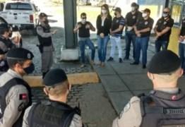 Operação prende cinco suspeitos de roubo de cargas, na Paraíba
