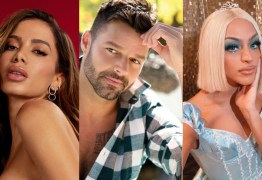 Ricky Martin deseja trabalhar com Anitta e Pabllo Vittar