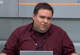 COVID-19: apresentador do Sportv Rodrigo Rodrigues é internado em UTI em hospital do Rio de Janeiro