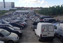 PRF realizará leilão de veículos apreendidos