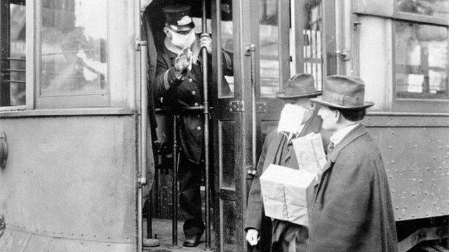 xblog influenza.jpg.pagespeed.ic .yR8aMroBax - Homem é barrado no transporte público por não usar máscara... em 1918