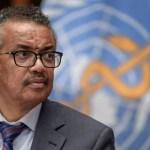 1594657182489 - 'Nunca é tarde demais para lutar contra uma pandemia', diz diretor-geral da OMS