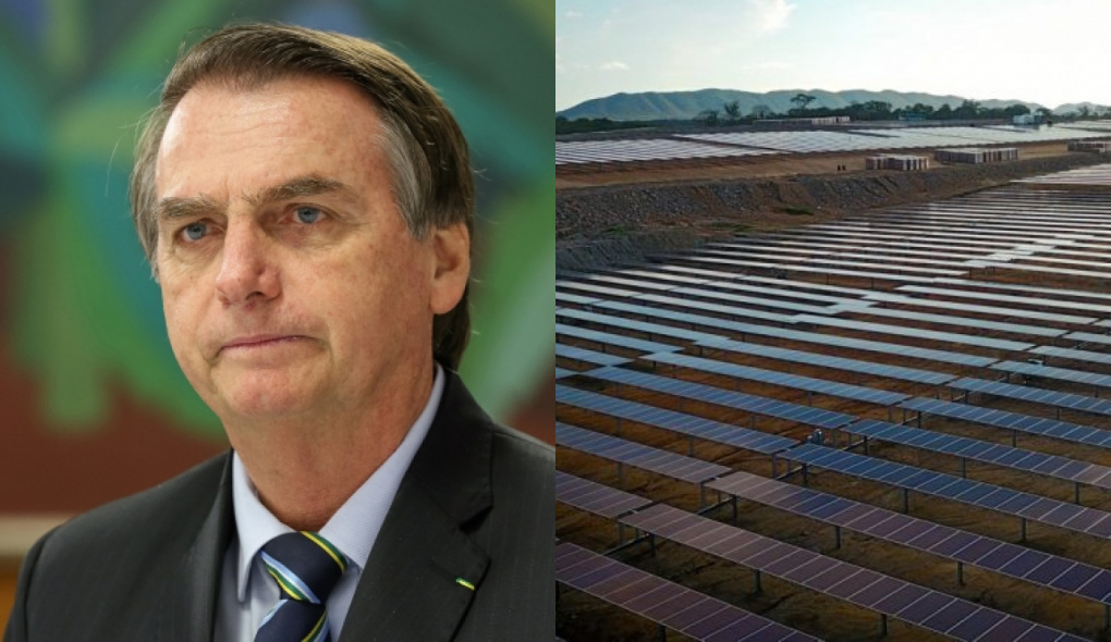 1596287608673783 - COMPLEXO SOLAR DE COREMAS: Bolsonaro vem à Paraíba visitar os parques de geração de energia fotovoltaica - VEJA VÍDEO