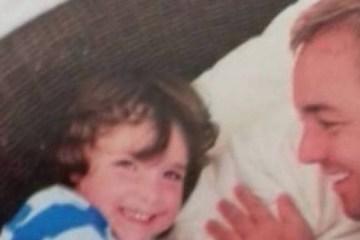 1 gugu 18779285 e1597005060507 - Filho de Gugu Liberato homenageia pai nas redes sociais