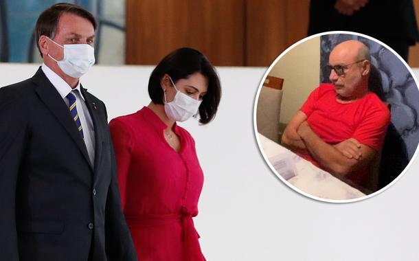 2020080708084 0c60c5cef091521e20bd9be275b6068530d2f48cff138211fb3760a3e8e121e2 - RACHADINHAS: Michelle Bolsonaro recebeu R$72 mil em 21 cheques depositados em sua conta por Queiroz