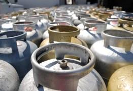 Preço do gás de cozinha tem aumento de 5% a partir desta segunda-feira (17), na Paraíba