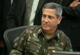 General Braga Netto está com Covid-19; ele é o 7° ministro a testar positivo