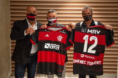5f27f99e3a03d - Já no Brasil Domènec Torrent afirma que missão no Flamengo é: 'Ganhar, ganhar e ganhar'