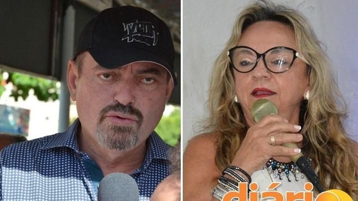 """Briga Jeova Paula - CLIMA QUENTE EM CAJAZEIRAS: deputado acusa Drª Paula de corrupção, e deputada rebate """"A PB inteira me conhece""""- OUÇA ÁUDIOS"""