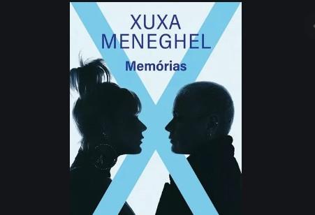Capturar 11 - Veja capa do livro de memórias que Xuxa lançará este ano