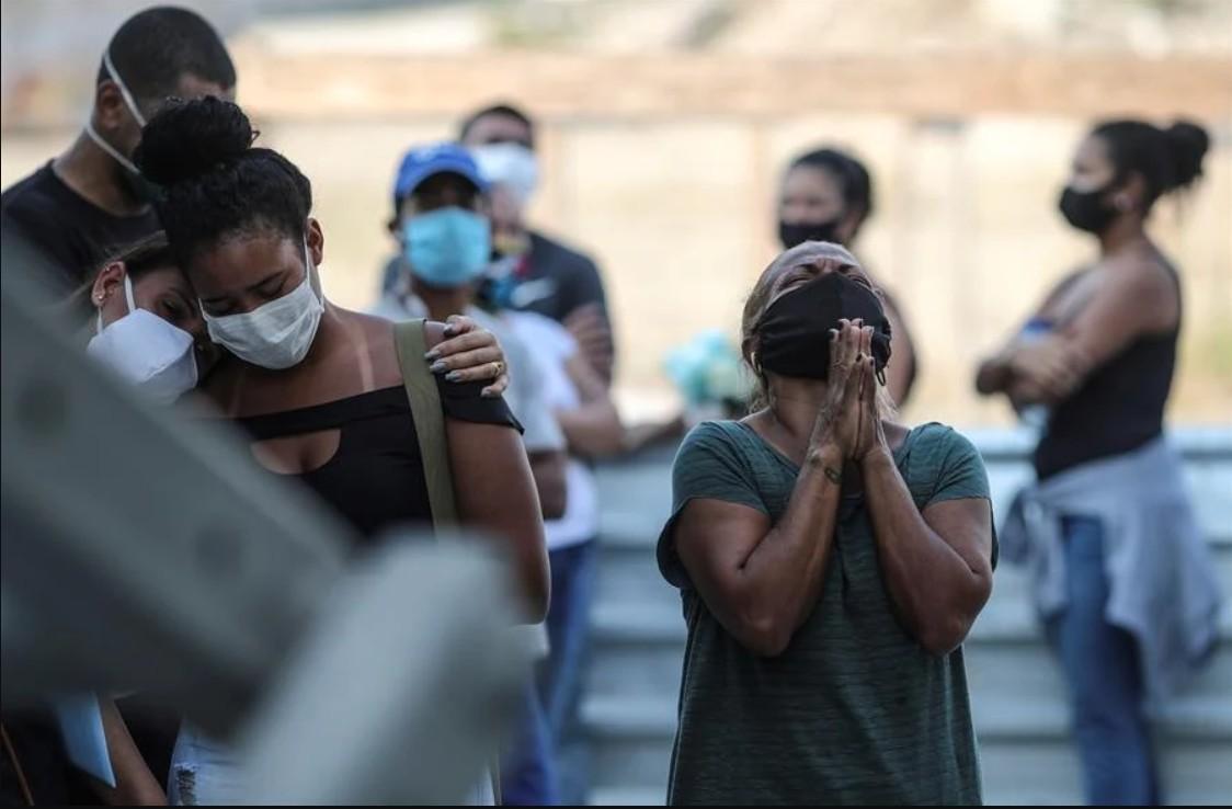 Capturar 49 - Casos de covid-19 no mundo superam 25 milhões, diz universidade dos EUA