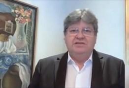 Governador João Azevedo homenageia a Capital paraibana pelos 435 anos – ASSISTA