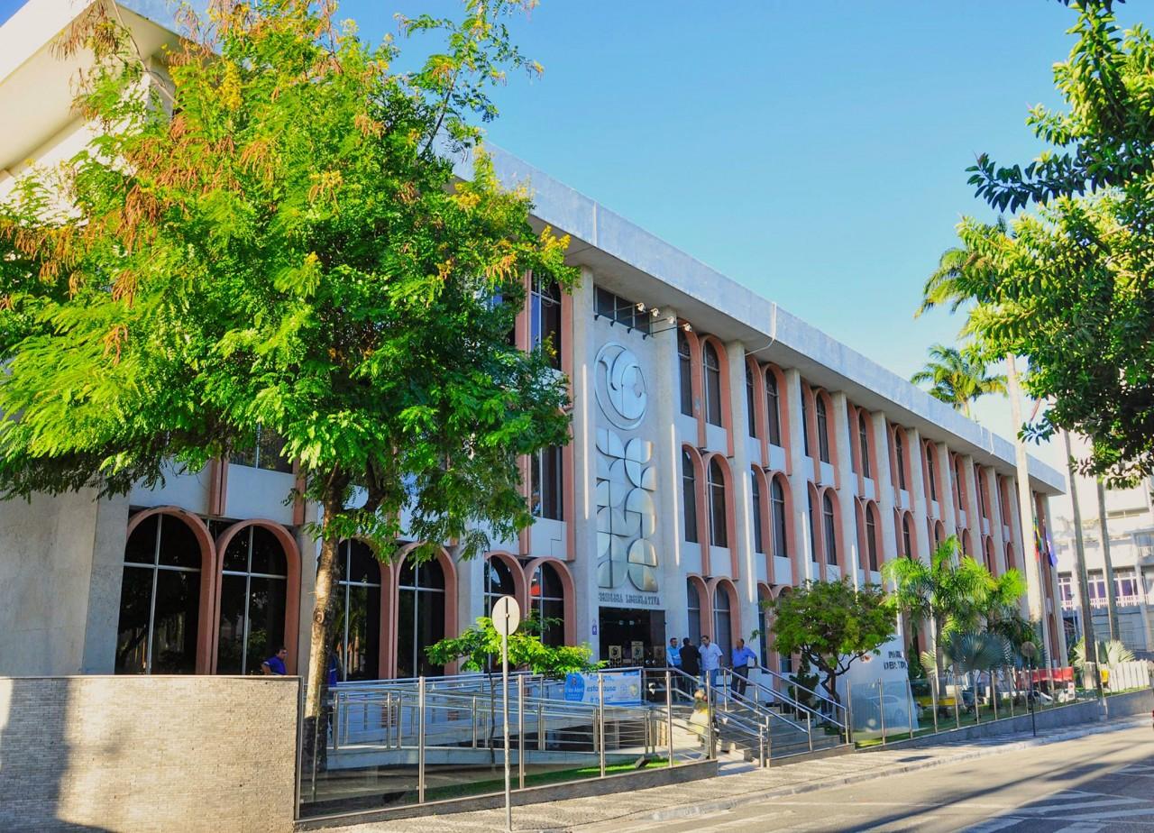 Desde 1973 sede da ALPB - ALPB participa de Orçamento Democrático Virtual e TV Assembleia transmite plenárias