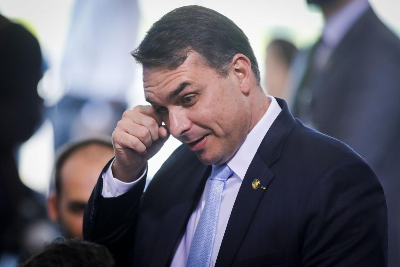 FlavioBolsonaro - MP-RJ conclui apurações sobre 'rachadinhas' em gabinete de Flávio Bolsonaro
