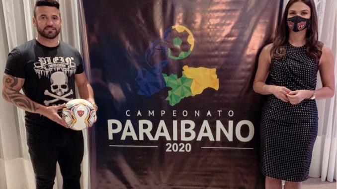 WhatsApp Image 2020 08 29 at 12.41.13 - EVENTO SECRETO: Com presença de ex-BBB, FPF festeja melhores do Paraibano enquanto Botafogo-PB estava em campo