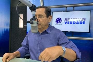 """'Não há a menor possibilidade"""", afirma Anísio Maia após rejeitar parceria com Ricardo Coutinho e chamar João Azevedo de parceiro de primeira hora"""