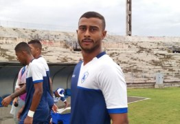 Atlético-PB anuncia o retorno do atacante Bruno e mais quatro nomes para a Série D do Brasileiro