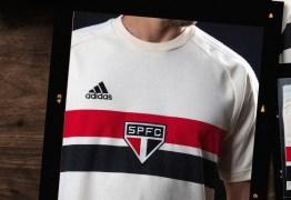 Confira nova camisa retrô do São Paulo