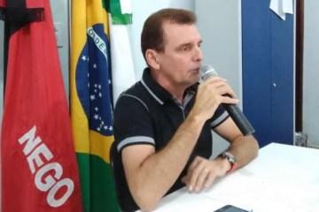 chico - Chico Mendes assina ordem de serviço para construção de Praça em São José de Piranhas