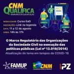 cnm - CNM Qualifica retoma cursos discutindo Simples Nacional, Marco Regulatório e Licitações Públicas