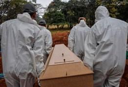 COVID-19: Brasil conta 1.154 mortes em 24 horas e ultrapassa marca de 95 mil óbitos