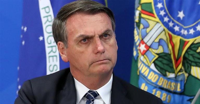 demo - 'Temos que voltar ao trabalho', diz Bolsonaro sobre auxílio