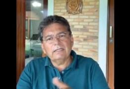 """Galdino ressalta papel que terá na decisão sobre apoio do Avante em João Pessoa: """"Na hora de bater o martelo eles vão trazer pra mim"""""""