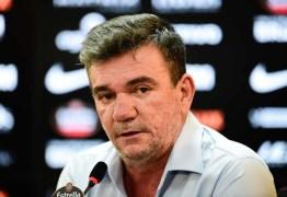 """Corinthians rompe com Benfica: """"Pensam que somos pequenos"""""""