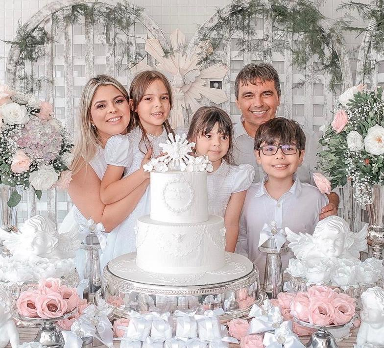 genival segundo casamento 2 - OS SEIS FILHOS JUNTOS: Só depois de morto Genival Matias viu seu maior sonho de pai ser realizado - Por Bruno Marinho