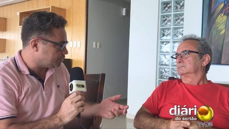 """img 8110 - ELEIÇÕES EM SOUSA: Zé Célio diz """"não"""" aos Gadelha e está fora de 2020"""