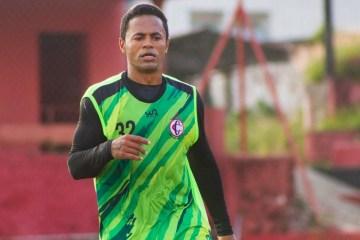 jogador - Elielton fala de expectativa do Campinense para disputa da final do Paraibano contra o Treze