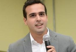 ELEIÇÕES 2020: Lucas Ribeiro é escolhido para vice de Bruno Cunha Lima em Campina
