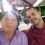 luciano e lucie - MONTE HOREBE: Oposição lança chapa Luciano e Luciê para a sucessão municipal